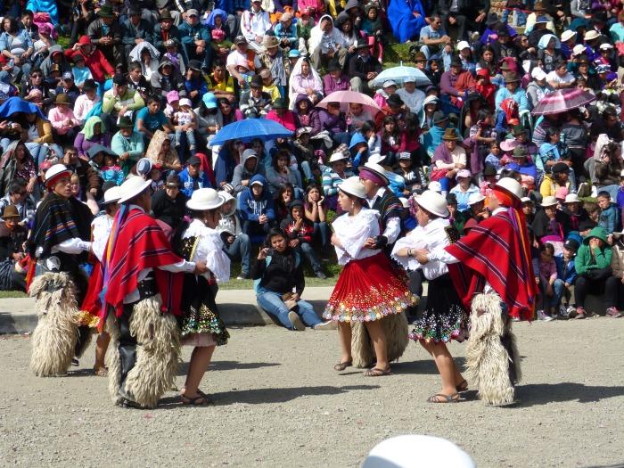 A special solstice event at Ingapirca
