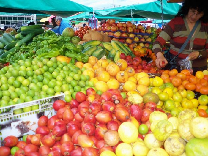 Mercado abundance!