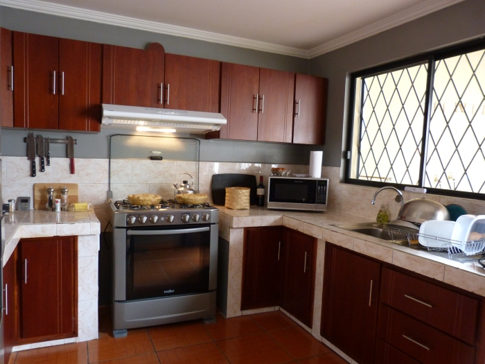 Our Cuenca kitchen--