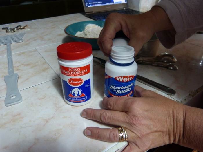 In Ecuador baking soda is considered a drug and is only sold in pharmacies.