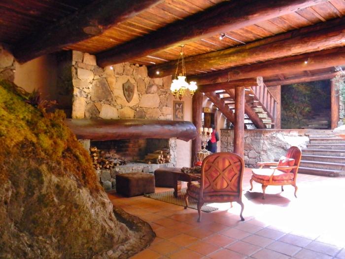 Lobby at Dos Chorreros--(Kathy's image)