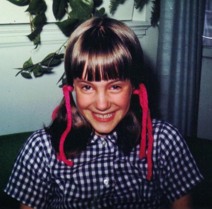 Kathy, age 8