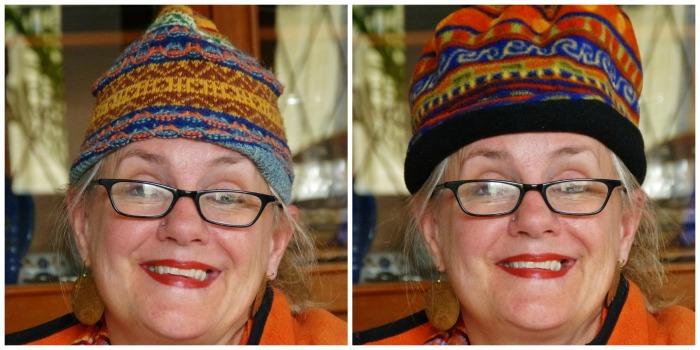 Winter hats--