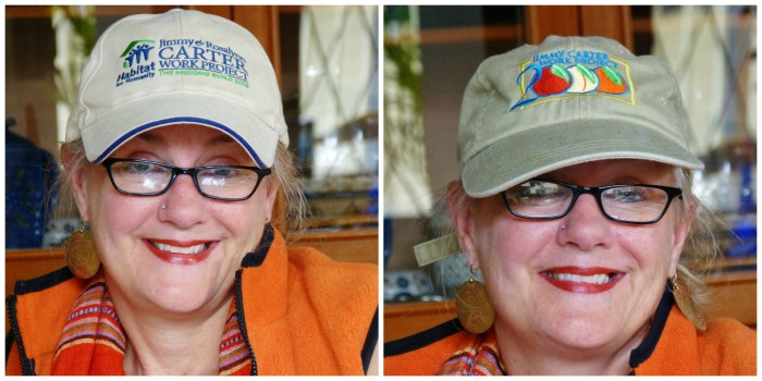 Jimmy Carter hats--