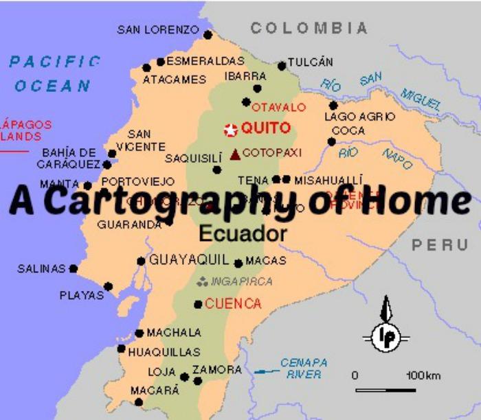 ecuador map 2